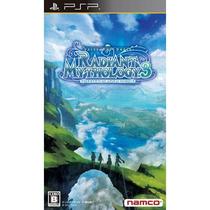 Tales Of The World: Radiant Mythology 3 Muito Raro!!!!