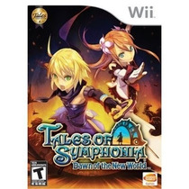 Tales Of Symphonia: Dawn Of The New World Wii Americano!raro