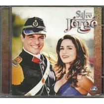 Cd Salve Jorge - Nacional (lacrado)