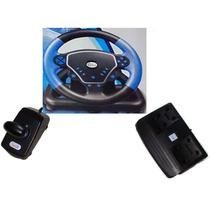 Volante Playstation Ps3 Ps2 Pc Dual Shockneed For Speed Feir