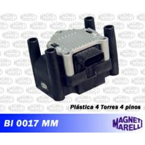 Bobina De Ignição Gol G3 G4 G5 1.0 1.6 4 Pinos