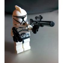 1 Minifigure Star Wars Clone Trooper Compatível Lego - Jedi