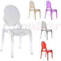 Cadeira New Sophia Louis Ghost Em Pc - Cozinha/jantar/mesas