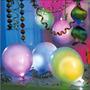 Balão Led 5 Cores Bexiga Bexiga Para Ar/gás Hélio Festas