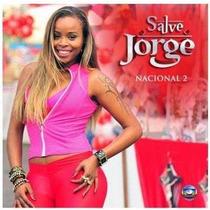 Cd Salve Jorge - Nacional 2 (lacrado)
