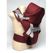 Canguru Baby Bag, Carregador De Bebê Premium 6 Posições