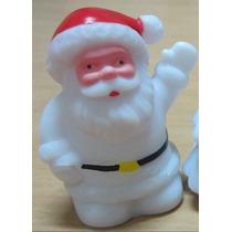 Papai Noel - Led - Alterna 7 Cores - Natal