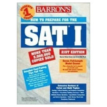 Livro How To Prepare For The Sat 1 Barrons
