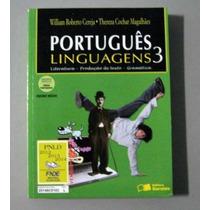 Português - Linguagens - 3 - Cereja - Magalhães