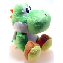 Yoshi De Pelucia Incríveis 30cm - Nintendo