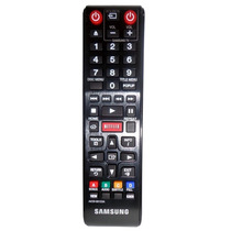 Controle Blu-ray Samsung Ak59-00153a Bd-e5500 E5300 Netflix
