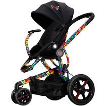 Carrinho De Bebê Quinny Moodd Stroller 3 Rodas-romero Brito