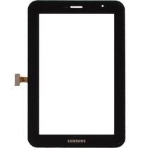 Tela Touch P6200 P6210 Preto Samsung Galaxy Tab 7.0