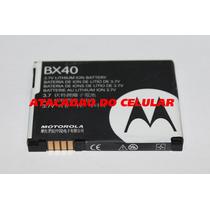 Bateria Original Motorola Bx40 V8 V9 U9 Zn5