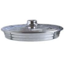 Bandeja De Santa Ceia Em Aluminio P/ 54 Cálices + 54 Cálices