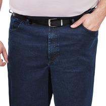 Calça Jeans Masculina Plus Size Tamanho Grande 50 Ao 68