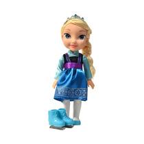 Boneca Princesa Elsa Ice 38 Cm Disney Frozen 1036 - Sunny