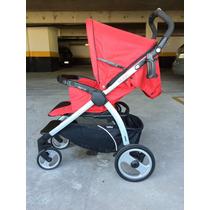 Carrinho De Bebê Pegperego - Travel System Completo