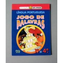 Jogo De Palavras - Língua Portuguesa -coleção Quero Aprender