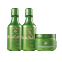 Inoar Argan Oil Hair Kit (3 Produtos) Tratamento Completo