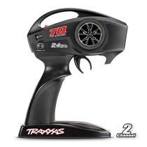 Radio E Receptor Traxxas Tq 6516 2.4ghz Tx, Rx 2 Canais 1/16