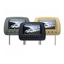 Encosto Cabeça Tela Monitor Lcd 7 P/ Dvd Central Multimidia