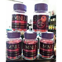 Luminus Hair - 30 Cápsulas (original) Cabelos Mais Compridos