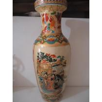 Vaso Porcelana Chinesa Antigo Para Colecionador ##