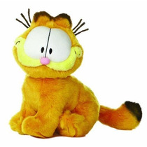 Garfield Sentado Pelúcia Licenciada 20cms