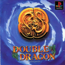Double Dragon - Playstation 1 - Psx - Frete Gratis.