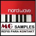 Samples Clavia Nord Wave Para Kontakt
