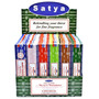 Incensos Satya: Nag Champa, Super Hit 15g - Incenso Original