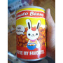 Cofre Lata De Comida Tomato Beans