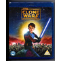 Blu-ray Star Wars: The Clone Wars - Importado-frete Grátis