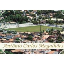 28682 - Postal Porto Seguro, Ba - Estadio Municipal Acm