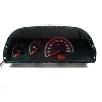 Palio Fire 7 Painel Velocimetro Marcador De Combustivel ,,