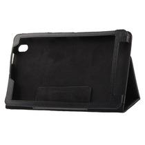 Capa Case Couro Samsung Galaxy Tab Pro 8.4 T320 + Película
