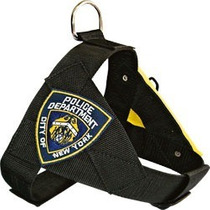 Peitoral Security Pet Police Nova York Cães N.3 #6yk0