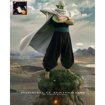 Dragon Ball Z Piccolo + Acessórios + Articulado + Barato
