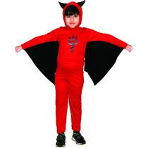 Fantasia Infantil Diabo Diabinho