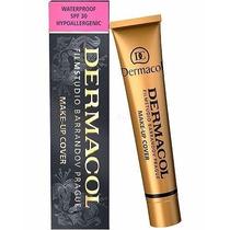 Base/corretivo Dermacol Make Up Cover - 30g