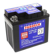 Bateria Fabreck 5 Amperes Cg 150 Titan Ex 2009 A 2015