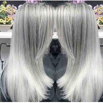 Matizador Platinum Blond Keek Botox Capilar 1kg O Melhor