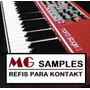 Samples Pianos Acústicos Clavia Nord Stage 2 Para Kontakt