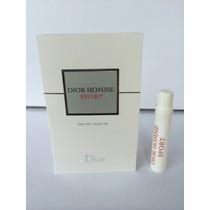 Amostra Perfume Dior Homme Sport Eau Ed Toilette 1 Ml Spray