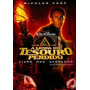 Dvd A Lenda Do Tesouro Perdido Livro Dos Segredos