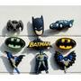 Jibbitz Crocs Bottons Batman - 9 Unidades