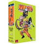 Dvd Naruto Box 02 5 Dvds De 6 A 10