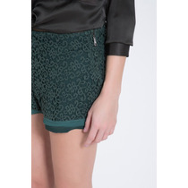 Short Renda Guipir A.brand 42 - Tenho Farm, Antix, Animale