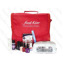 First Kiss Kit Everlasting Gel Profissional